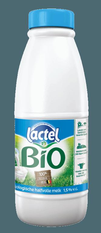 Lactel Bio halfvolle melk